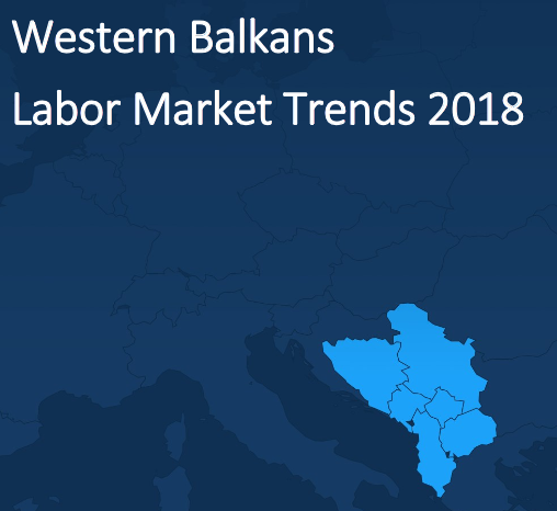 New publication: Western Balkan Labor Market Trends 2018