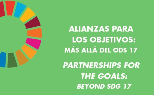 Journal article: Partnerships for the Goals: beyond SDG 17 by L. Stott and A. Scoppetta