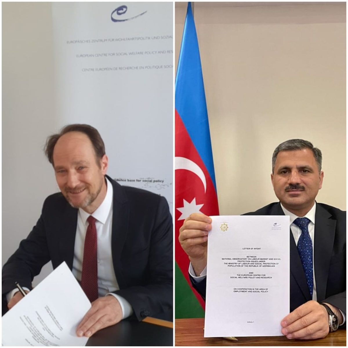 Bridge building: Continued cooperation with Azerbaijan