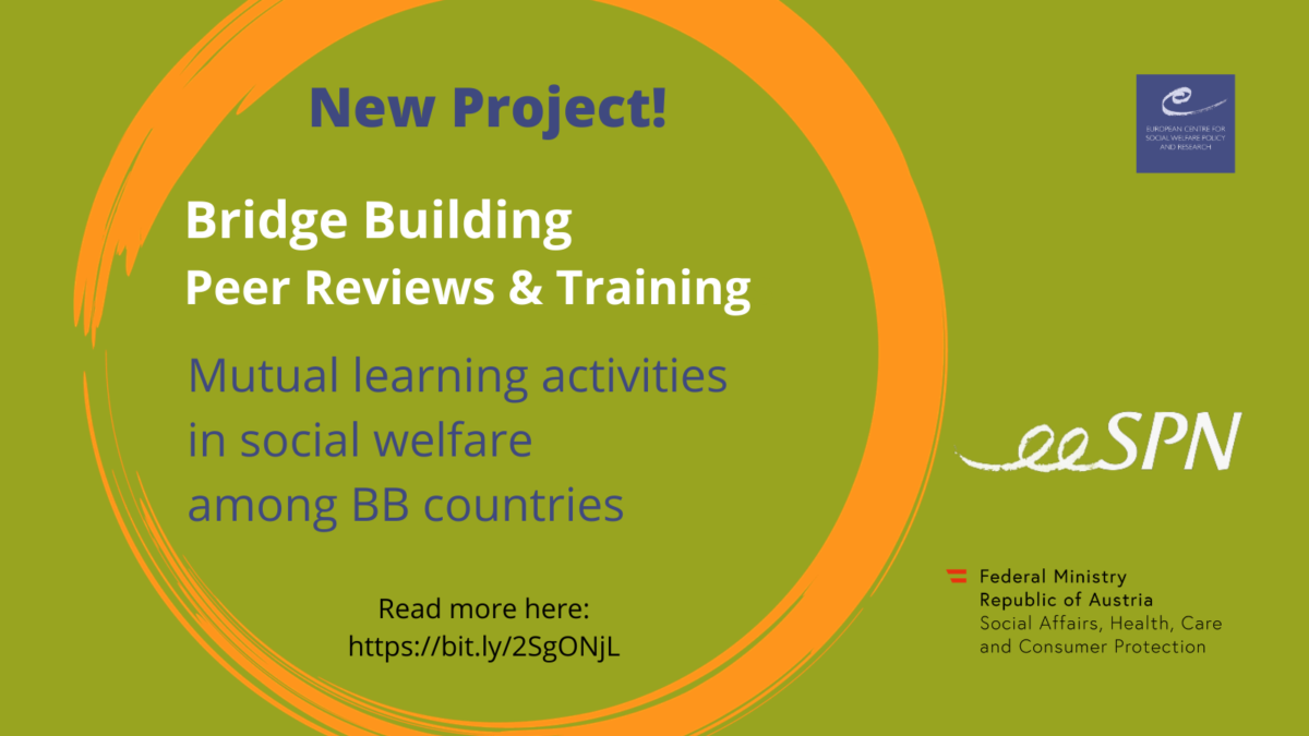New project: Bridge Building Peer Reviews and Trainings