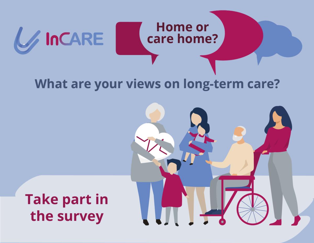 On-going InCARE survey on ltc